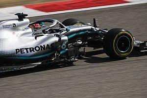 """Hamilton: """"La clasificación va a estar apretada; Ferrari ha mejorado"""""""