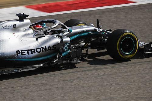Hamilton: Bahrain competitive order unlike Australian GP
