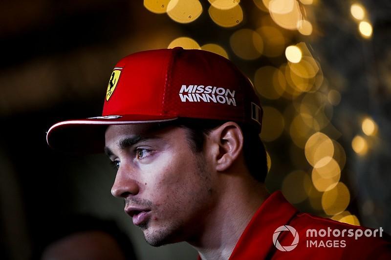 Leclerc: Ferrari temel bir konsept sorunu yaşamıyor