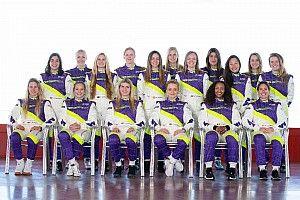 W-Series 2019: Was hinter den Startnummern der 18 Pilotinnen steckt