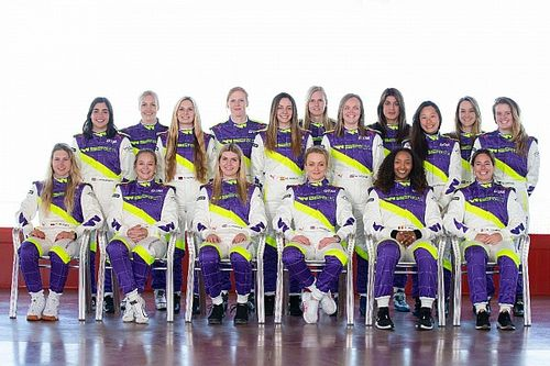 GALERÍA: conoce a las 18 pilotos de la W Series 2019