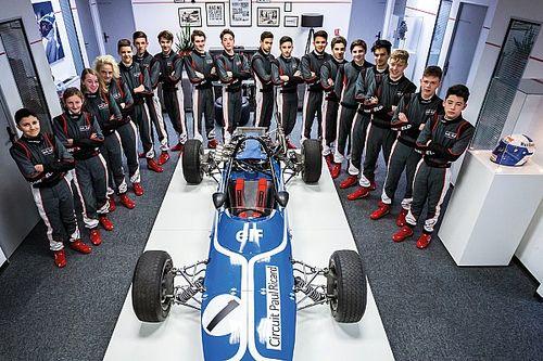 Jules Mettetal remporte le Volant Winfield et une saison complete de F4 FIA