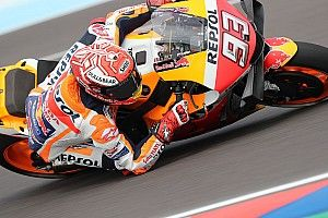 MotoGP Argentina: Pole kelima Marc Marquez di Termas