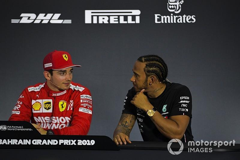 GALERIA: Confira as imagens do sábado da F1 no Bahrein