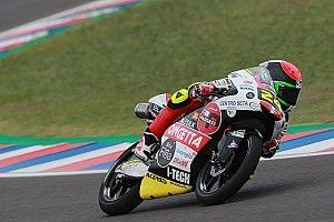 Moto3, Le Mans, Libere 3: Suzuki beffa Migno sotto la pioggia