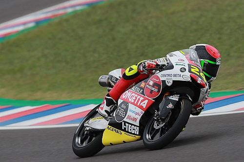 Moto3, Le Mans, Libere 3: Suzuki beffa Migno sotto alla pioggia