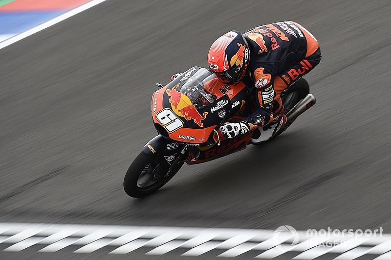 Moto3 Arjantin: Can sıralamada 23. sırada kaldı