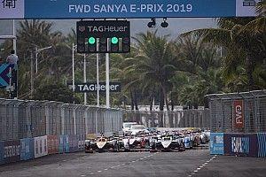 FE公布2020-21临时赛历,三亚ePrix回归