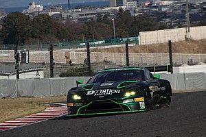 Aston Martin Vantage GT3 scores first win in Suzuka