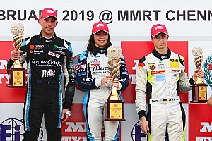 Chennai MRF: Chadwick seizes points lead from Defourny