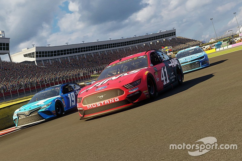 eNASCAR Heat Pro League Showcase takes on Charlotte