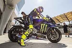 """Rossi: """"Solo tenemos un motor por decisión de Yamaha, pero estamos contentos"""""""