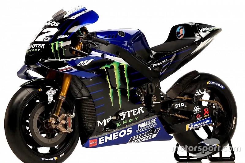 Bemutatkozott a Yamaha 2019-es motorja: YZR-M1