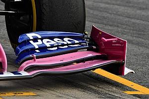 Racing Point assembla un'ala anteriore nel 30% del tempo dell'anno scorso!