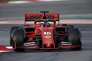 Tes F1 Barcelona: Leclerc bawa Ferrari pimpin sesi pagi