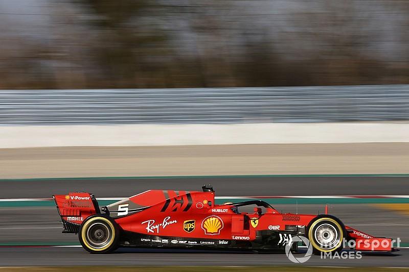 Ferrari denkt de impact van haar 'correcties' in Bahrein te zien