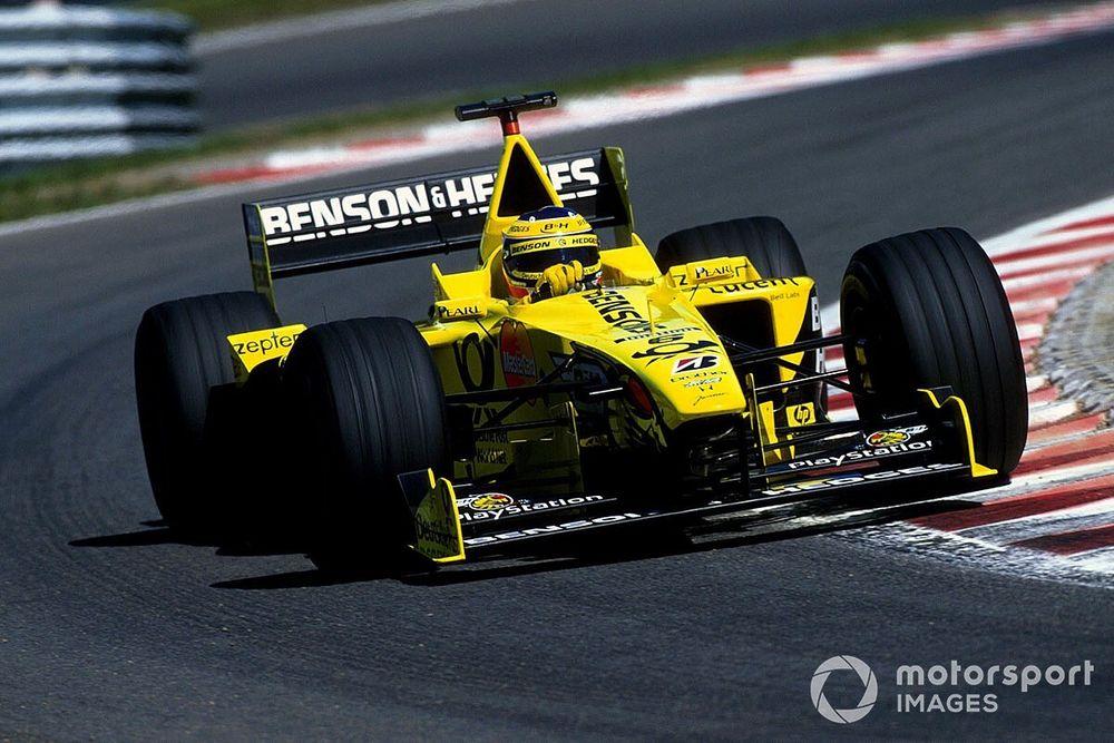 F1 career in numbers: Jarno Trulli