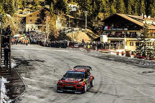 Confiance chez Citroën avant le Rallye de Suède