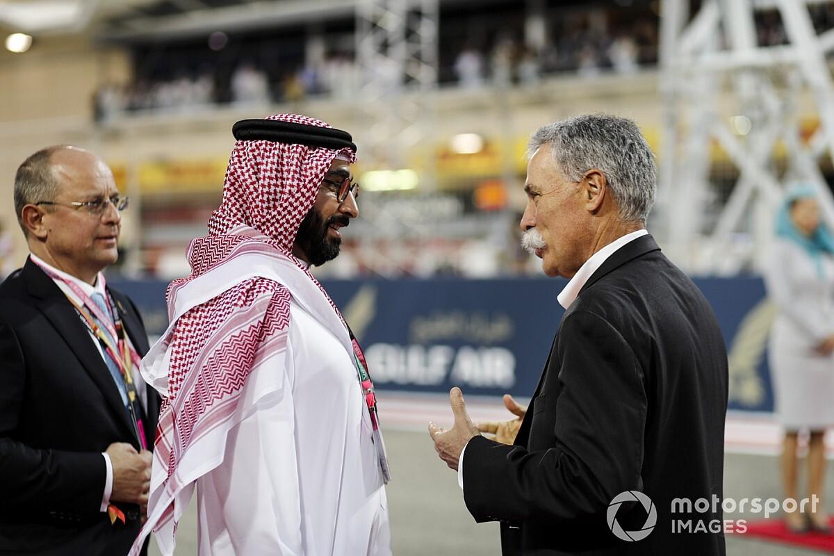 BRÉKING: zárt kapuk mögött rendezik meg a Bahreini Nagydíjat