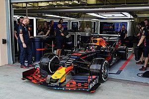 Red Bull решила повысить скорость, переставив детали силовой установки