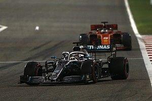 """Hamilton: """"Oggi non possiamo dire che la Ferrari sia stata più forte del 2018"""""""