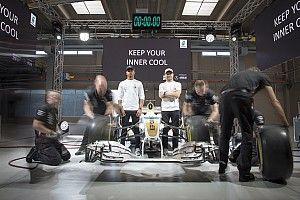 Hamilton, Ferrari'nin 2019 aracına Mercedes'e göre daha önce başladığından şüpheleniyor