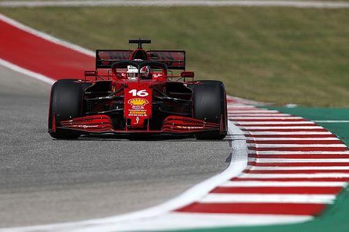 Леклер: Ferrari не ошиблась ни с одним обновлением