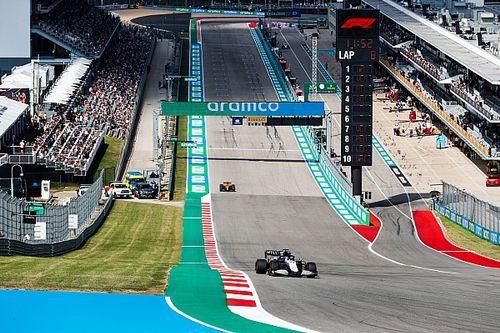 Cómo ver la clasificación del GP de Estados Unidos F1 2021