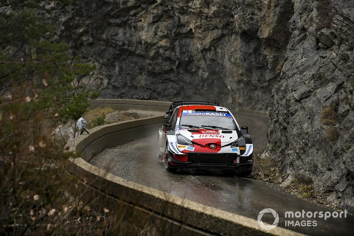 WRC, Monte-Carlo, PS11: Ogier chiude davanti a Evans