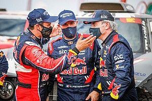La apuesta ganadora de Audi para su estreno en el Dakar 2022