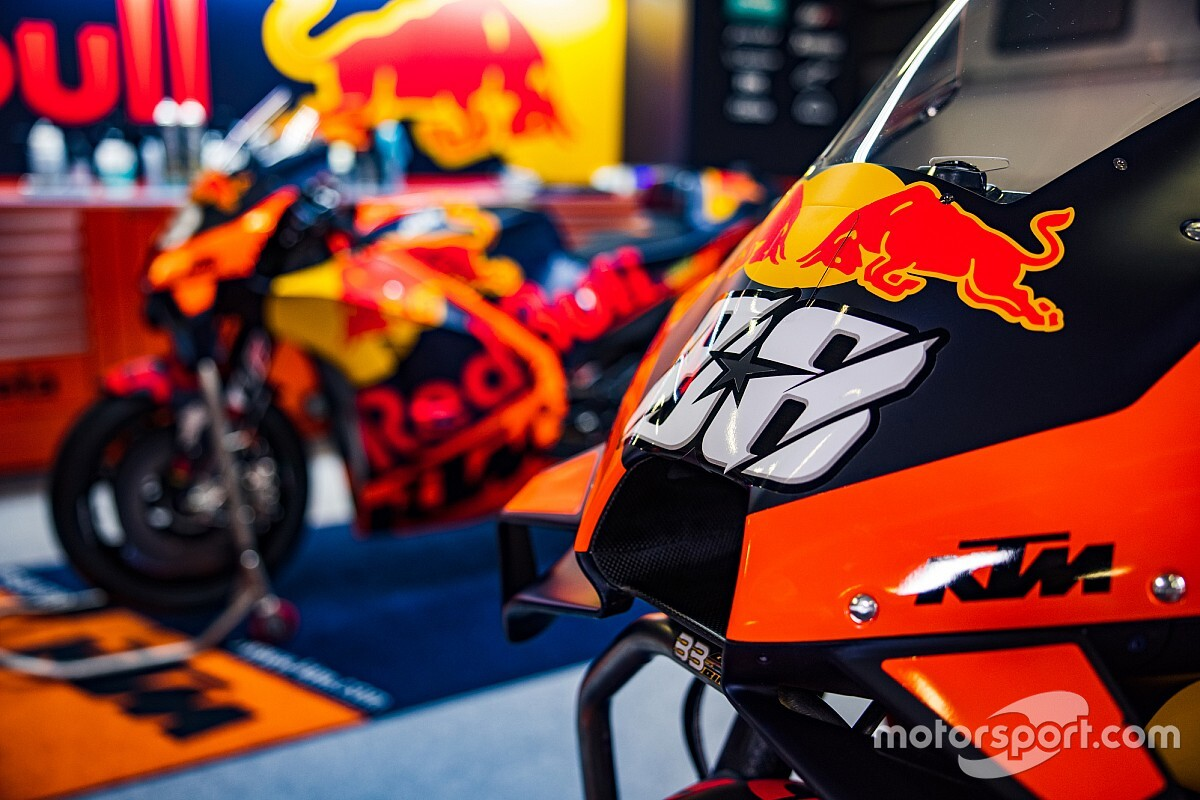 Fotos: la KTM de Binder y Oliveira en 2021