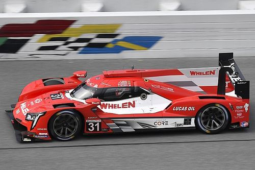 IMSA Roar: Nasr puts AXR Cadillac on pole for qualifying race