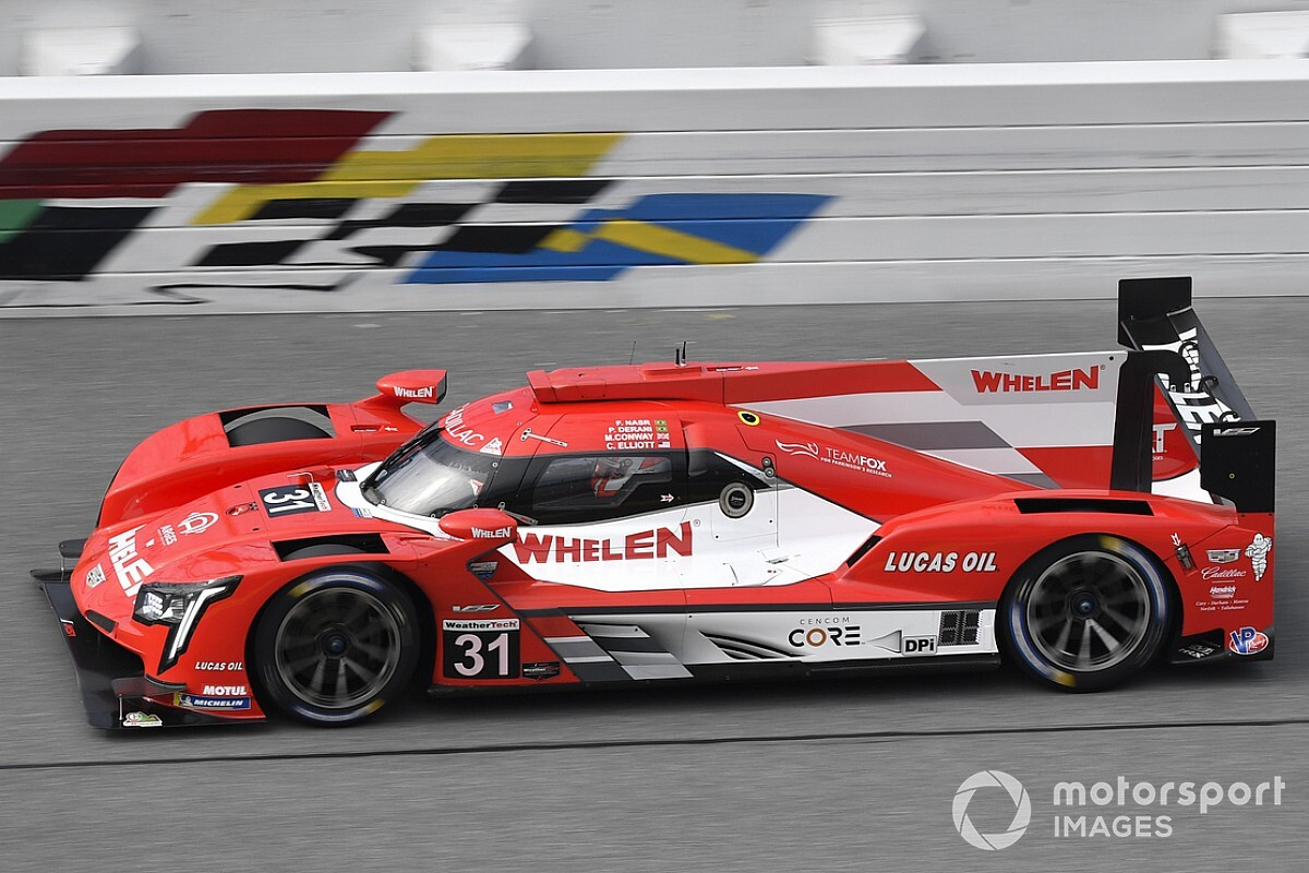 Daytona Roar: Cadillac e BMW in Pole per la Qualifying Race