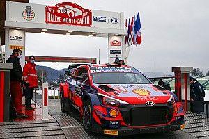 WRC: il Rallye Monte-Carlo 2022 sarà nuovo per il 95%