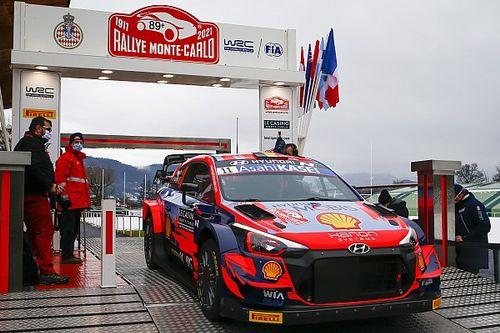 Rute Reli Monte Carlo 2022 Berubah Drastis