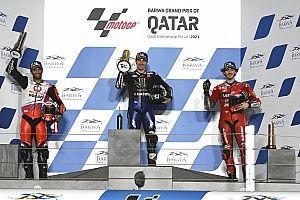 Galeri : MotoGP Qatar Diwarnai Momen Persahabatan