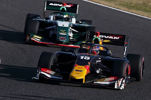 "Suzuka ""felt like first round"" for embattled Sasahara"