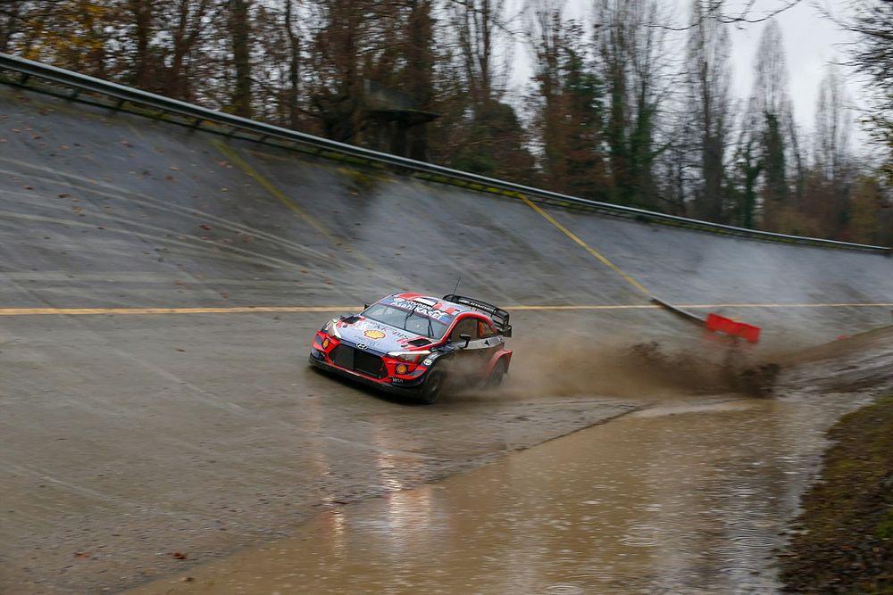 WRC: l'ACI Rally Monza Italia disputato in presenza di pubblico