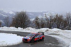 Cuaca Buruk, SS12 Reli Monza Dibatalkan