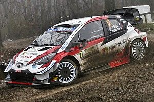 WRC, Monza, PS1: Ogier batte Neuville, Katsuta già fuori