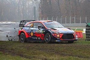 WRC, Rally Monza, PS2: Sordo vola in testa. Neuville sbaglia