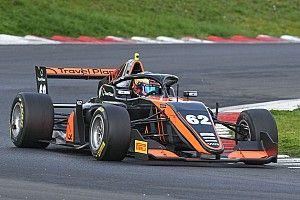Formula Regional, Vallelunga, Gara 1: Hauger precede Rasmussen