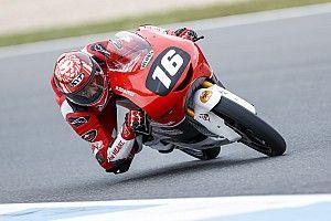 Mario Suryo Aji Berambisi Raih Podium CEV Moto3 Valencia