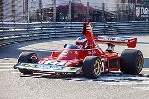 Monaco Historic Grand Prix: Heyecan verici yarış tartışmalı sonlandı