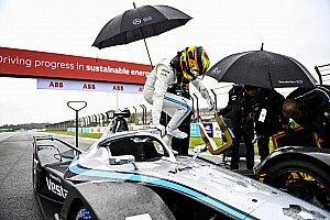 Mercedes explica el absurdo error que les costó la pole en Valencia