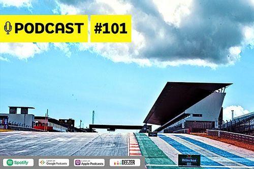 Podcast #101 - TELEMETRIA: Tudo sobre GP de Portugal e as mudanças no calendário com Rico Penteado