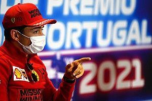 """Leclerc: """"C'è molto lavoro dietro alle quinte che funziona"""""""