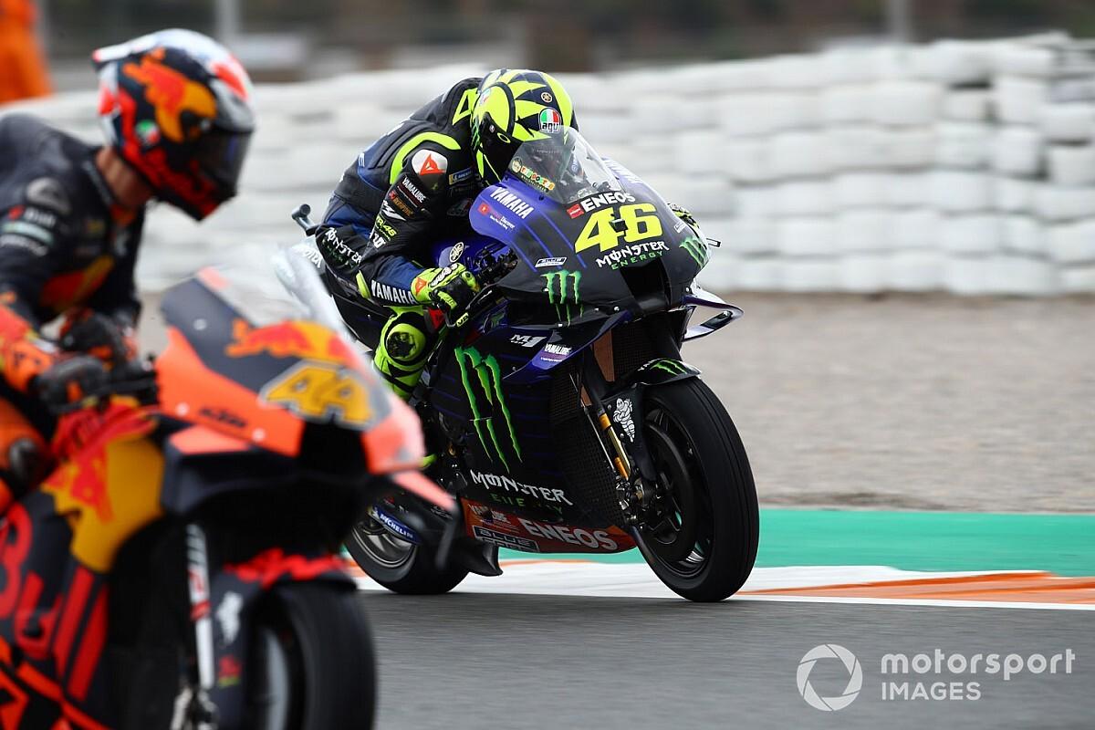 """Rossi weer terug in MotoGP: """"Het waren 24 lange, saaie dagen"""""""