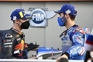 """إسبارغارو """"سيختبر"""" رينز على انطلاقة سباق جائزة أوروبا الكبرى"""