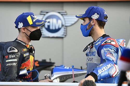 "Espargaro will ""test"" Rins at start of European GP"